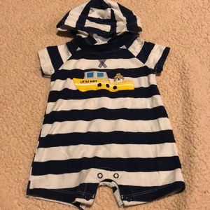 Carter's 6 month little mate outfit